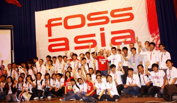 FOSSASIA Open Source Software and Technology Conference in Asia