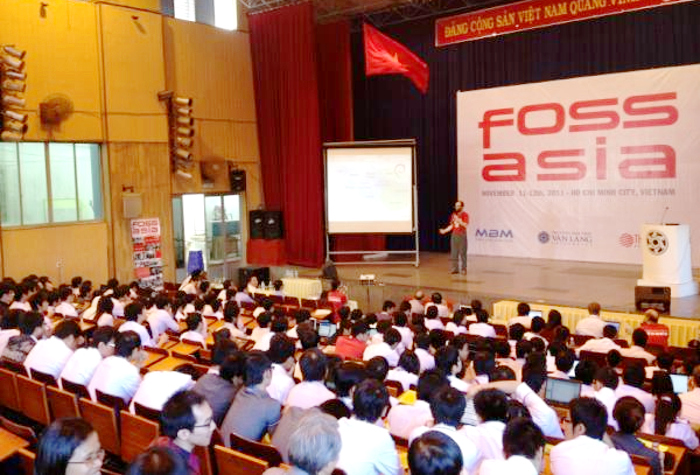 FOSSASIA Open Source Event in Asia