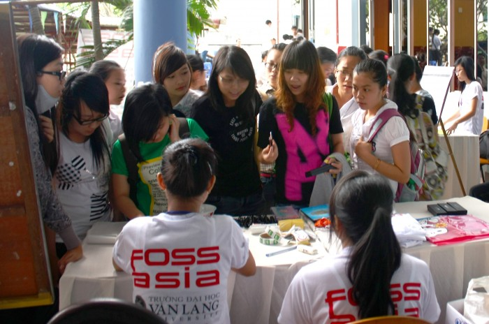 Women in IT, Open Source, Free Software at FOSSASIA