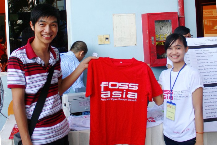 Asia Free Software Conference FOSSASIA